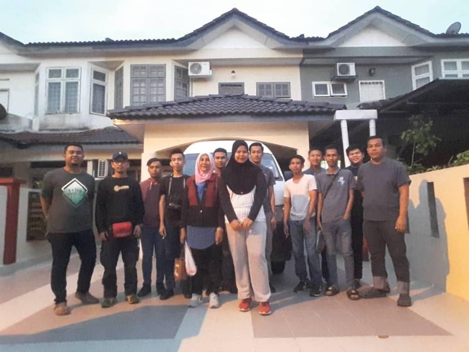 Guest Pahang di Homestay Adai